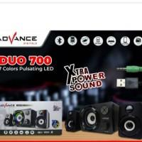 speaker DUO 700 ADVANCE