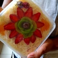 salad buah tukusiki 1500Ml topping std