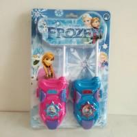 Walkie Talkie Frozen / Mainan HT FROZEN