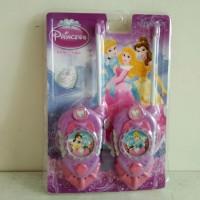 BEAUTY WALKIE TALKIE, Mainan Walkie Talkie Princess ( HT ) Perempuan