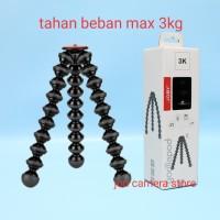 joby 3k stand original tripod gorillapod flexible mini for kamera