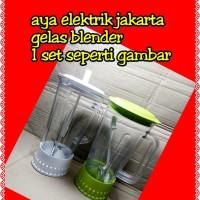 gelas bumbu blender gelas blender miyako bl 101 bl 152 ch501 nico gmc