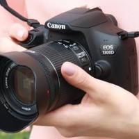 canon 1300d lensa kit 18-55mm