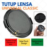 Tutup Lensa Model Klasik 40.5mm 16-50 OSS (A5000 A6000 A6400 A6500)