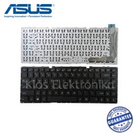 Keyboard laptop ASUS X441 X441N X441M X441S X441MA X441NA X441H Hitam