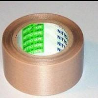 "Nitto tape-Nitoflon tape-isolasi tahan panas nitto 973UL 1/2"" (inchi)"