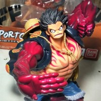 sculture luffy gear 4 special colour