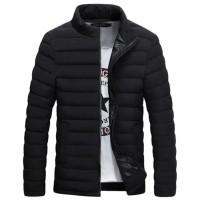 jaket pria/ jaket winter /jaket musim dingin - biru nevy, S