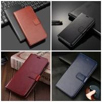 Flip case wallet kulit XIAOMI REDMI S2