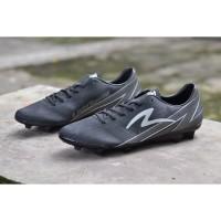 Sepatu Bola Specs Lighspeed FG Pro Black White