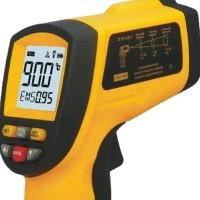 GM900 Non Contact 12 1 LCD Display IR Infrared Digital Temperature Gun