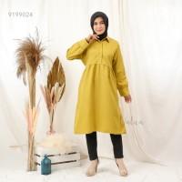 Fashion muslim wanita (Tunik) , Bahan Amunzen,