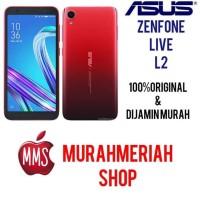 ASUS ZENFONE LIVE L2 ZA550KL 2/16 RAM 2GB INTERNAL 16GB GARANSI RESMI
