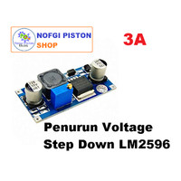 LM2596 adjustable DC-DC step down module (Buck Converter)