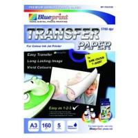 BLUEPRINT TRANSFER PAPER DARK BP TKA3160 A3 JST