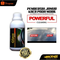 Brother Glass Polish 250ml / Pembersih jamur kaca