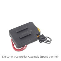 Controller Assembly Speed Control Mesin Poles Shinemate EX610