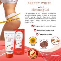 Pretty White Slimming Gel Anti Cellulite Bpom