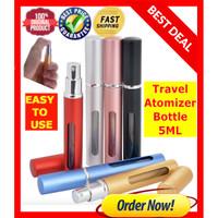 Travel Perfume Bottle EASY PACK (Botol parfum mini ) / ATOMIZER