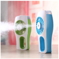 Portable Mini Fan with Water Spray Kipas Angin Mini Portable Travel