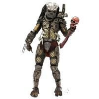 Action figure Mainan Predator hunter Masked musuh Alien Chucky Freddy