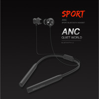 Bluetooth Headset BLUEDIO TN2 Neckband Earphone Earbuds With ANC