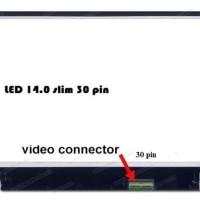 LCD LED 14.0 Slim Laptop Asus X442UR X442UQ A442UF A442U A442UR