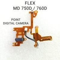 flex MD canon 750D 760D