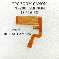 Flex Zoom Brush Canon EF 16-35 F2.8 II 70-200 F2.8 Non Is