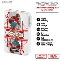 Delcell 10500mAh Powerbank JAMSELINAS-9 Edition Real Capacity
