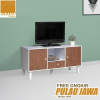 Kirana Furniture Lemari Meja TV - Buffet Houston