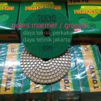polishing pad #800 - diamond pad poles marmer - pad poles granite