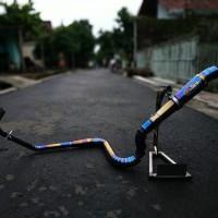 Knalpot KOU Mahachai NEW CBR 150R Facelift Kidal Cobra Full Stainless