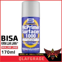 Mr Primer Surfacer 1000 - 170ml - Primer Surfacer Spray Mr.Hobby