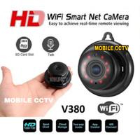 HD Wireless IP Mini Camera Aplikasi V380