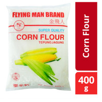 Flying Man Brand Super Quality Corn Flour 400g