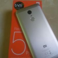 Xiaomi Redmi 5 Plus 4/64 Gold BEKAS