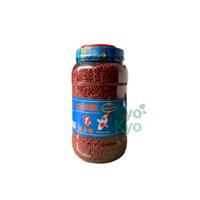 Makanan Ikan Pakan Koi Koki hi pro HIPRO hi red HIRED Mini Kecil Small - Merah
