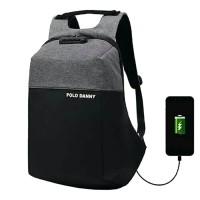 ORIGINAL! Tas Ransel Laptop / Ransel Anti Maling Anti Air + USB Port