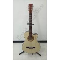Gitar Akustik Custom Yamaha Pemula Murah Kualitas Bagus Senar String