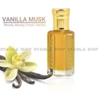 3ml Minyak Misik Vanila Parfum Vanilla Musk Aroma Vanili