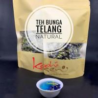 Teh Bunga Telang 150 gr - Premium Indonesian Tea - Natural Blue