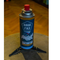 OUTDOOR GAS TANK STOVE BASE HOLDER BRAKET CAMPING DUDUKKAN TABUNG GAS