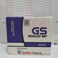 Aki GS Astra GTZ 7S Aki Satria Kering Asli Astra