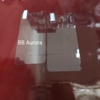 Tempered glass blackberry BB aurora anti gores kaca screen guard