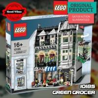 LEGO Original CREATOR EXPERT 10185 Green Grocer - Mainan Anak Koleksi