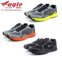 Sepatu Eagle thunderbolt 37 - 45 running shoes