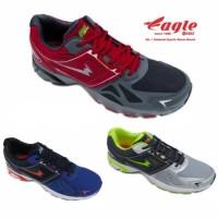 Sepatu Eagle lancer 37 - 44 Running shoes