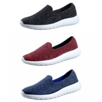 Sepatu Wanita Eagle Rossa 36 - 41 lifestyle slip on shoes