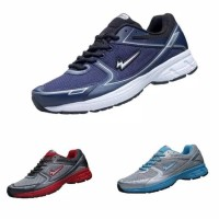 Sepatu Eagle Rush 37 - 44 Running Shoes